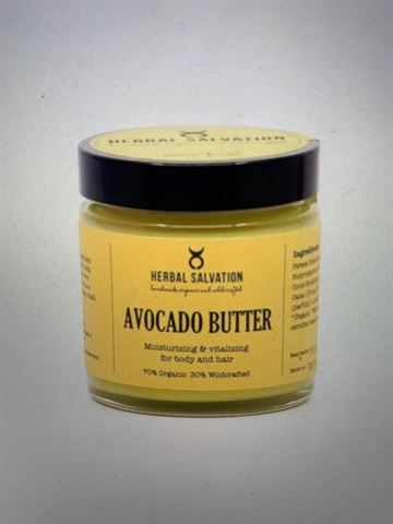 Avocado butter, Herbal Salvation