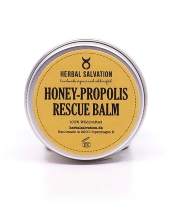 Honey -Propolis Rescue Balm, Herbal Salvation