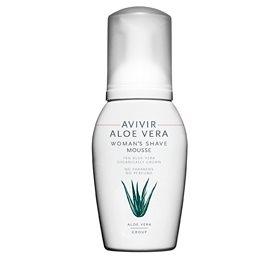 Womans Shave Mousse m/aloe vera, Avivir