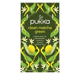 Clean Matcha Green the, Pukka