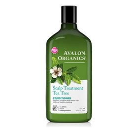 Conditioner m/Tea Tree, Scalp Treatment, Avalon Organics