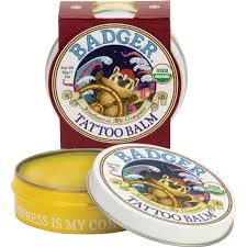 Tatoo Balm, Badger Balm