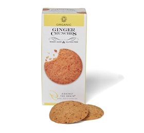 Ginger Crunches cookies