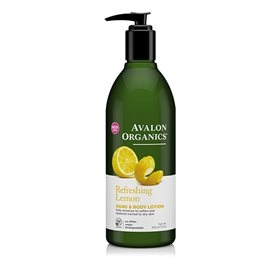 Hand & Bodylotion m/Lemon/Refreshing, Avalon Organics