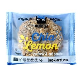 Cookie, Cashew-havre-chia-citron, Kookie Cat