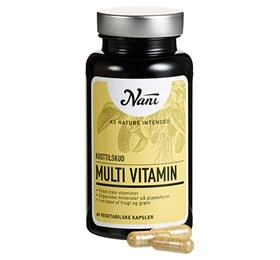 Multivitamin, lille Nani food state