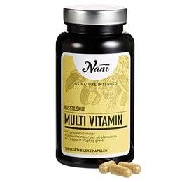 Multivitamin, 150 kap., Nani