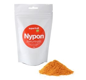 Nypon/Rose Hip (hyben) pulver, Superfruit