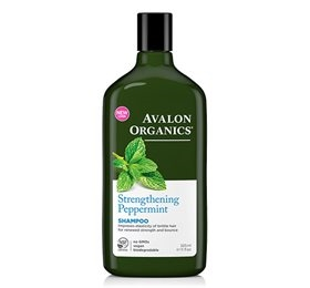 Shampoo m/Peppermint, strengthening, Avalon Organics