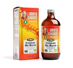 Udo's Choice Oil, 500 ml.