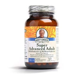 Udo's Choice Super Advanced Adult 55+